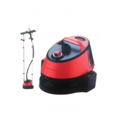 Binatone Vertical Garment Steamer GS-1800 - Red/Black