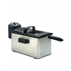 Binatone (Reduced Shipping Fee) Deep Fryer DF-360 - Silver/Black