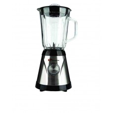 Binatone Blender/Grinder (Glass Jar) - BLG 650 - Silver