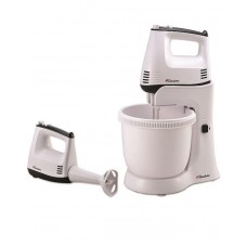Binatone (Reduced Shipping Fee) Rotating Hand Mixer HM-366B - White
